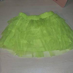 Circo Bottoms - Neon Yellow skirt